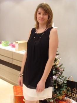 Sandra Carrette VDI Club Parfum