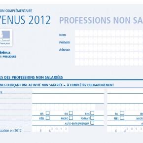 La déclaration de revenus du VDI - FORMULAIRE 2042 CK Pro