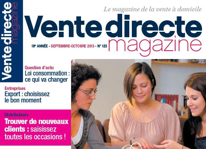 vente directe Magazine