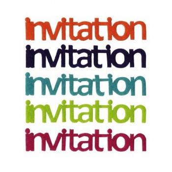 Invitation réunion vente à domicile