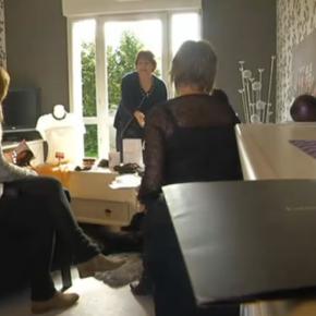 """JT TF1 """"La vente à domicile, bon plan pour arrondir ses fins de mois"""""""