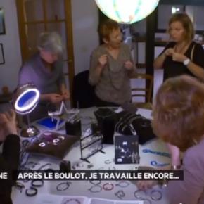 """France 5 - La Quotidienne """"Le boom de la vente à domicile"""""""