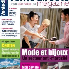 Découvrez le dernier Vente Directe Magazine en Exclu UnJourUneVente!