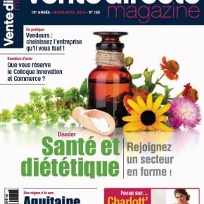 En exclusivité pour Un Jour Une Vente, découvrez le Magazine Vente Directe de Mars 2014