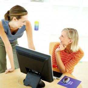 Objectif de la semaine : réussir le parrainage de son hôtesse de vente