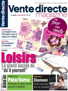 Vente Directe Magazine Mai Juin 2014