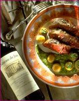 Univers gastronomie et vin