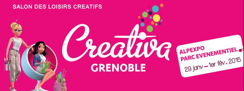 salon creativa grenoble un jour une vente le blog