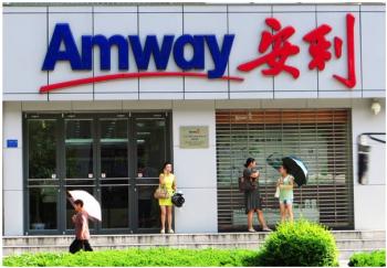 amway chine revue de presse