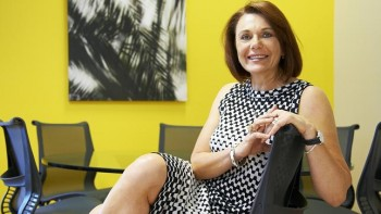 Barb de Corti, the founder and chief executive of ENJO Australia