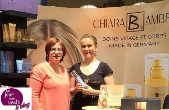 Aline a gagné 50€ de produits en participant à une vente à domicile