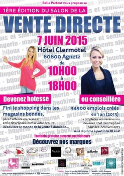 Vente directe salon vdi proche clermont agnetz for Salon vdi
