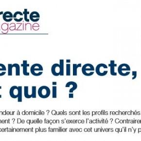 Les Dernières News de la Vente Directe sur Rebondir!