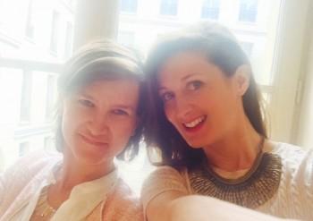 Emma PDG Stella and dot et Sophie PDG unjourunevente