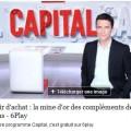 capital M6 vente à domicile