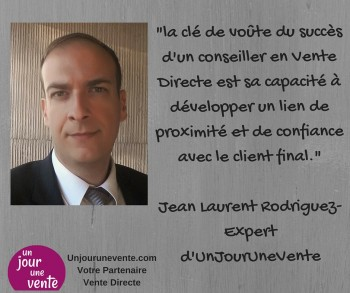 jean Laurent Rodriguez Expert UnJourUneVente