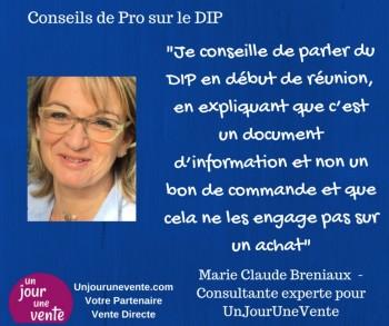 Conseil de Pro le DIP