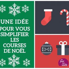 Et si vous faisiez vos courses de Noël... chez vous?