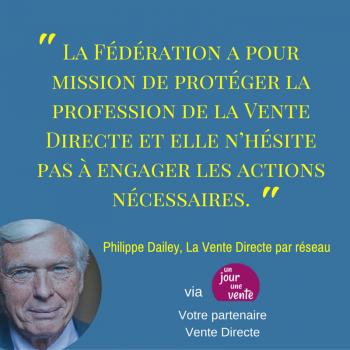 Philippe Dailey, La Vente Directe par réseau (3)