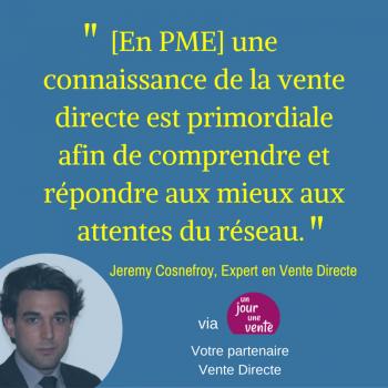 Philippe Dailey, La Vente Directe par réseau (4)