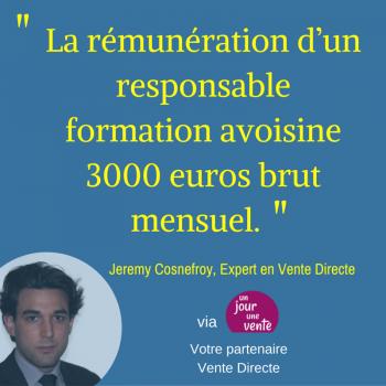 Philippe Dailey, La Vente Directe par réseau (6)