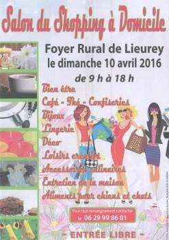 Salon VDI Shopping en avril, en Normandie
