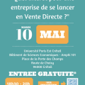 Conférence Vente Directe à Créteil