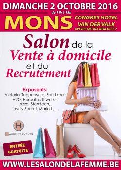 Salon vente domicile mons belgique un jour une vente for Salon de l emploi bruxelles