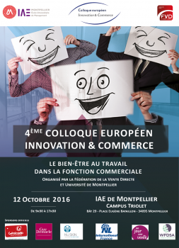 colloque innovation et Commerce FVD 2016