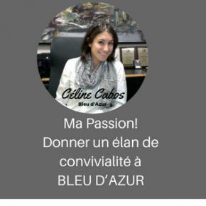 BLEU D'AZUR, une marque familiale proche de ses clientes
