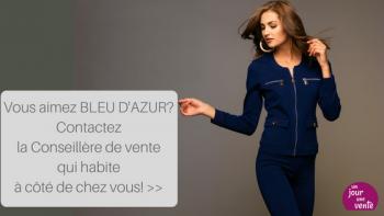 emploi vente directe Bleu d Azur