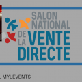Salon National de la Vente Directe organisé par Mylevents