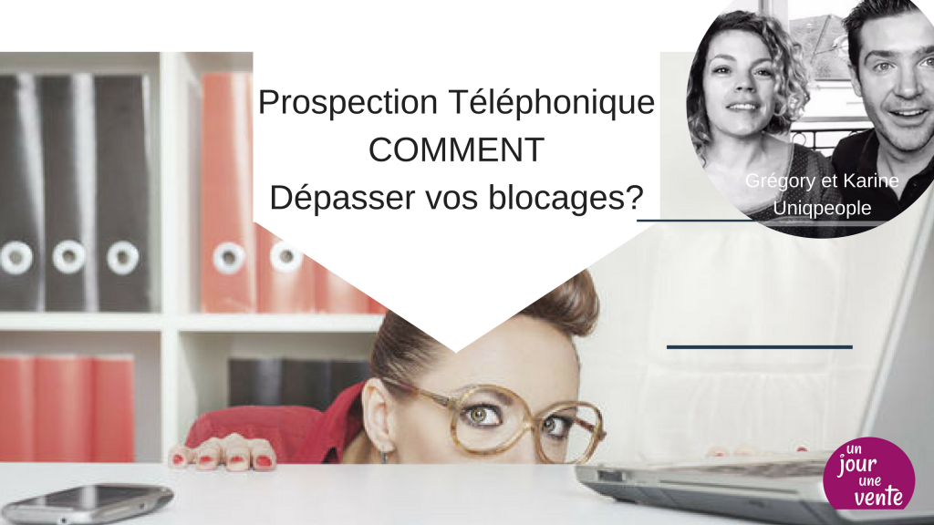 coaching vente directe prospection telephonique
