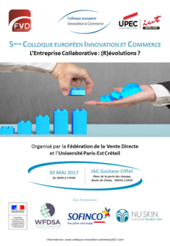 colloque innovation et commerce