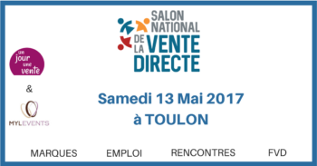 salon national de la vente directe 13 mai Toulon