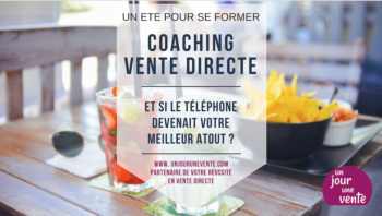 coaching telephone vente directe