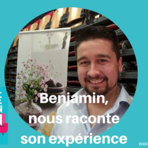 Benjamin et la vente directe : une Histoire de Famille