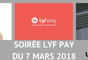 Lyf Pay : Soirée spéciale paiement mobile Vente Directe