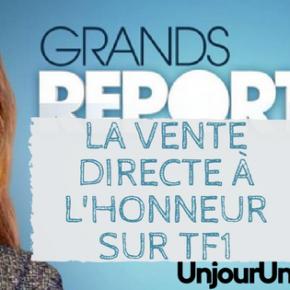 News TF1 : les rois et les reines de la Vente Directe