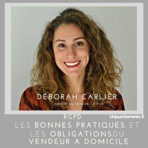 RGPD  et Vente à Domicile : bonnes pratiques et obligations