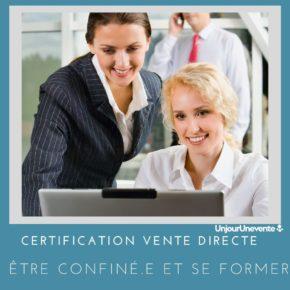 La Certification Professionnelle Des Vendeurs à domicile