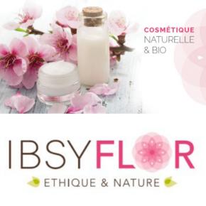 Ibsyflor un engagement pour une cosmétique bio écoresponsable